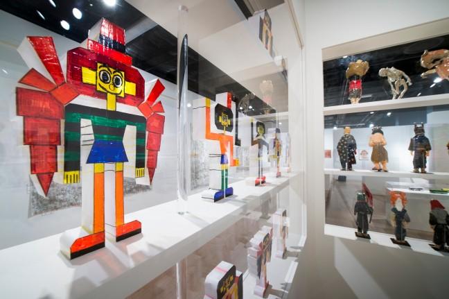 C0087387 Photographs of the Souzou exhibition