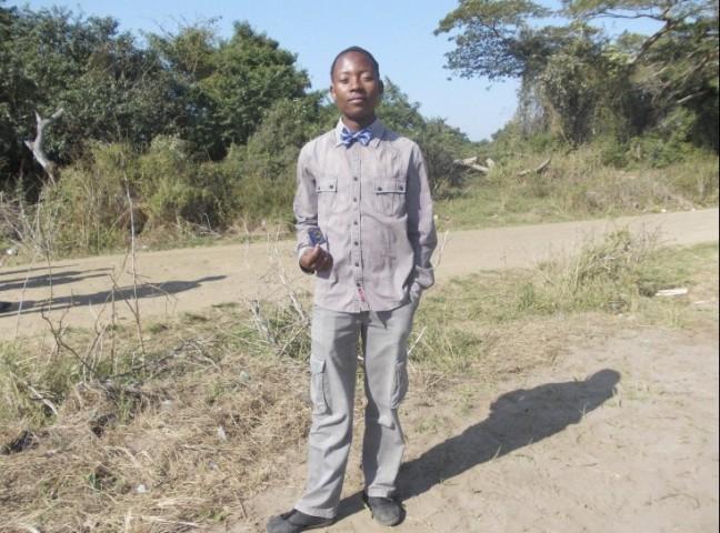 Sebenzile Nkwanyana, Save Me, 2012