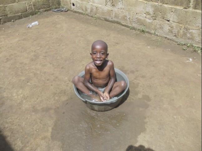Sanele Mbokazi, Splash, 2012